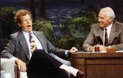 Is late-night TV trash?