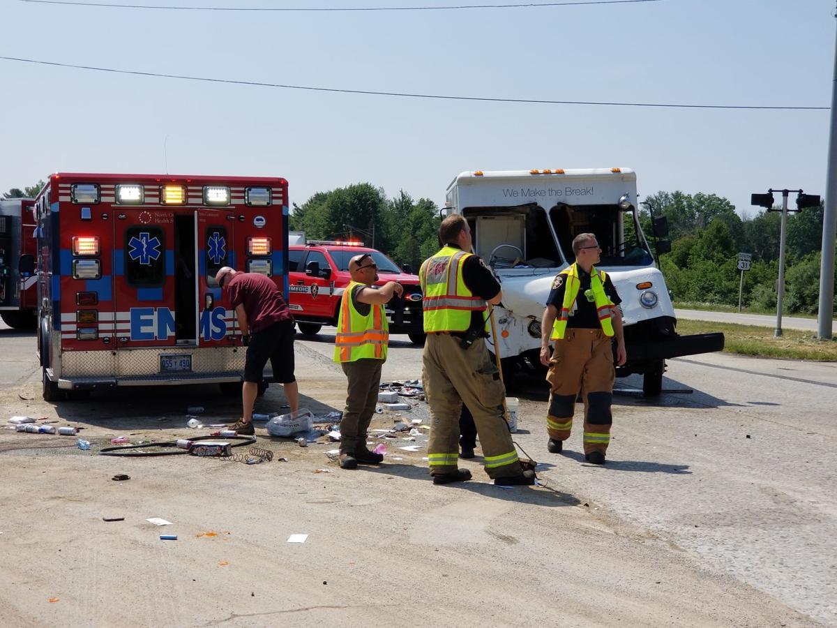 2 Hayes Crashes