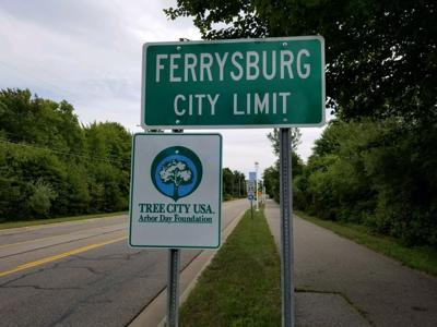Ferrysburg tree city