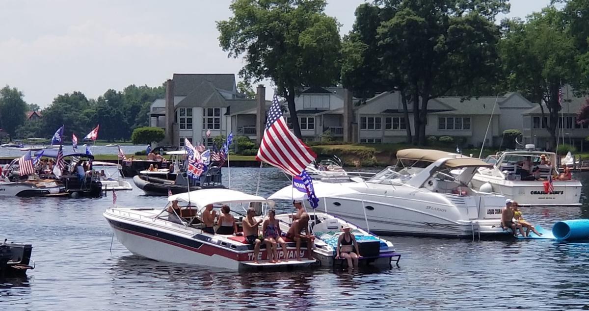 1 Trump boat rally