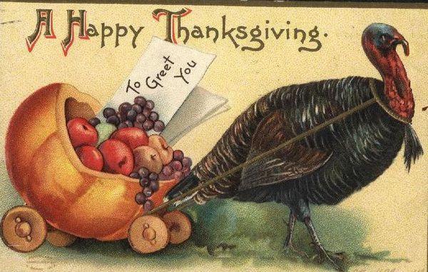 Thanksgiving through the centuries