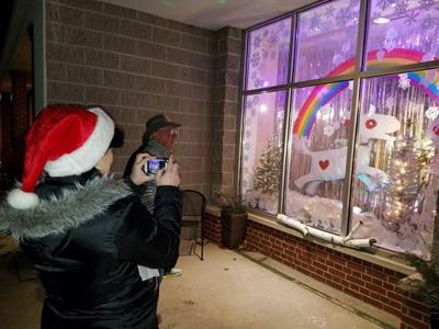 Dog-theme window wins Spring Lake decorating contest
