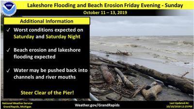 Flood advisory until late Friday night