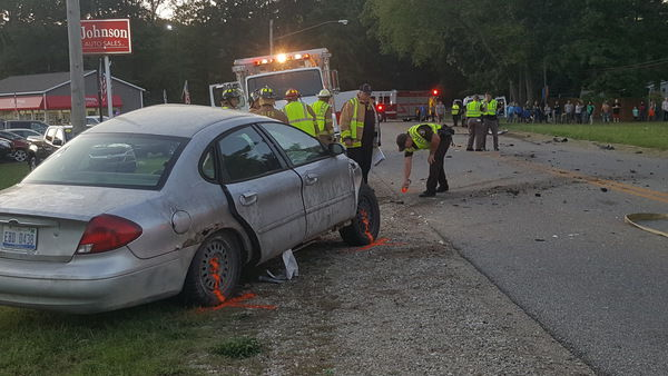 SL man seriously injured in Apple Drive crash