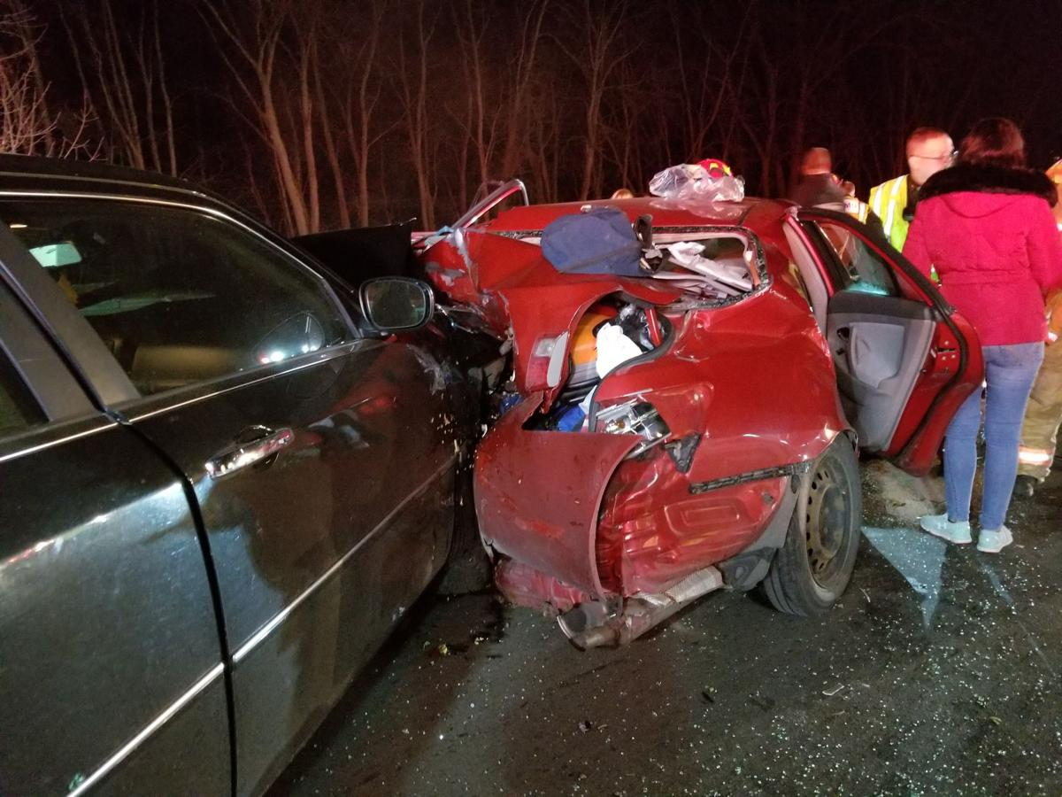 Freeway crash 2