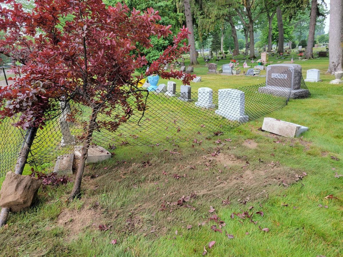 Cemetery Crash 2