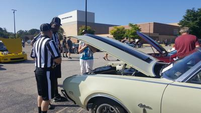 Cops and Rodders Car Show Saturday at GHHS