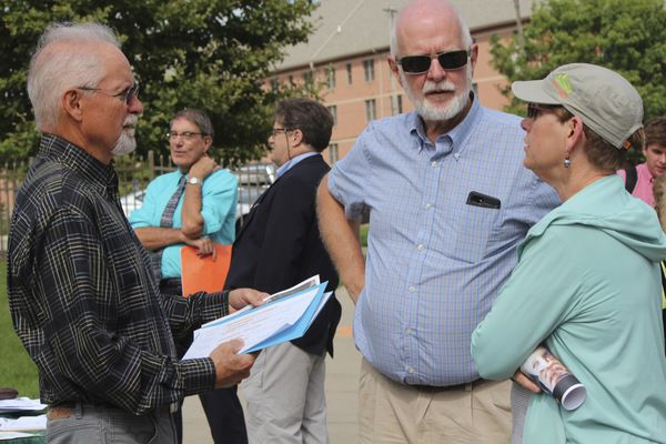 Residents join Sierra Club with concerns in water test results