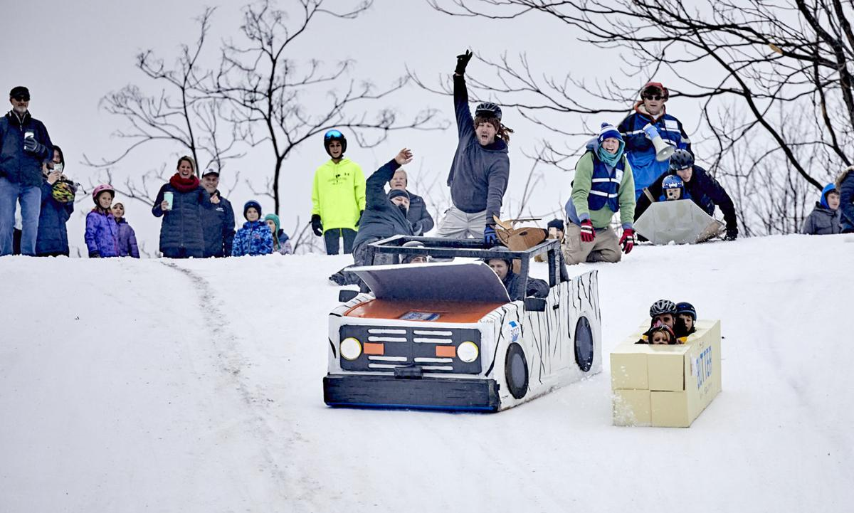 1 Winterfest Sledrace