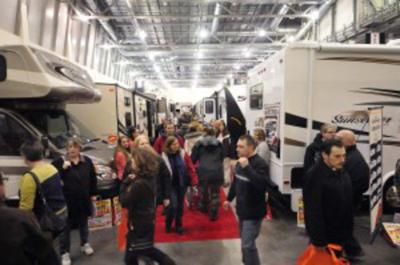 Camping/RV show opens today