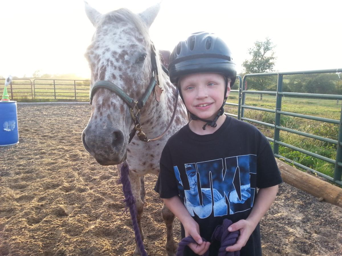 Dream Catchers Therapeutic Riding Dream Catchers' mission to enhance quality of life North 38