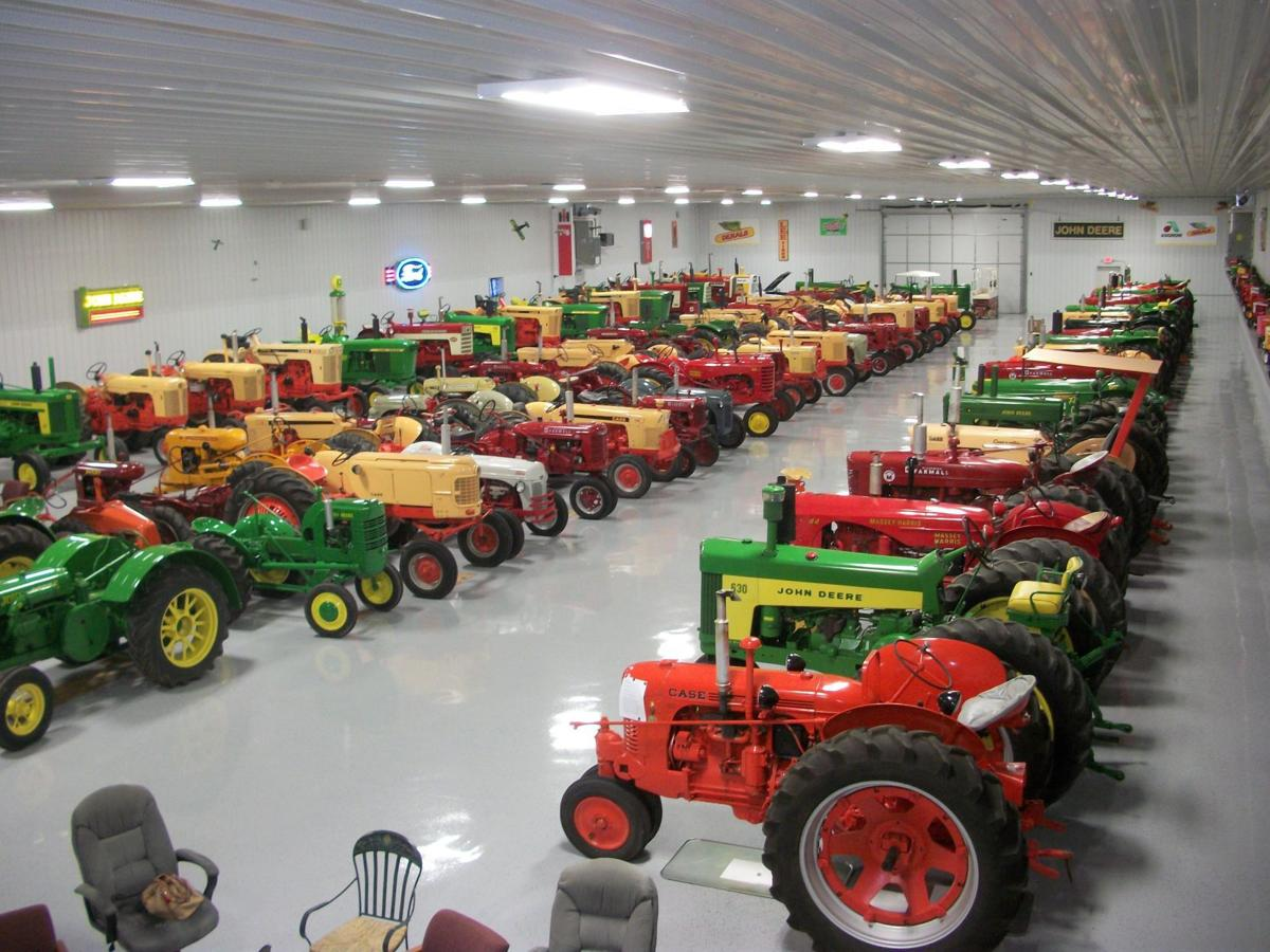 Cole family opens tractor museum | North | greenacressells.com