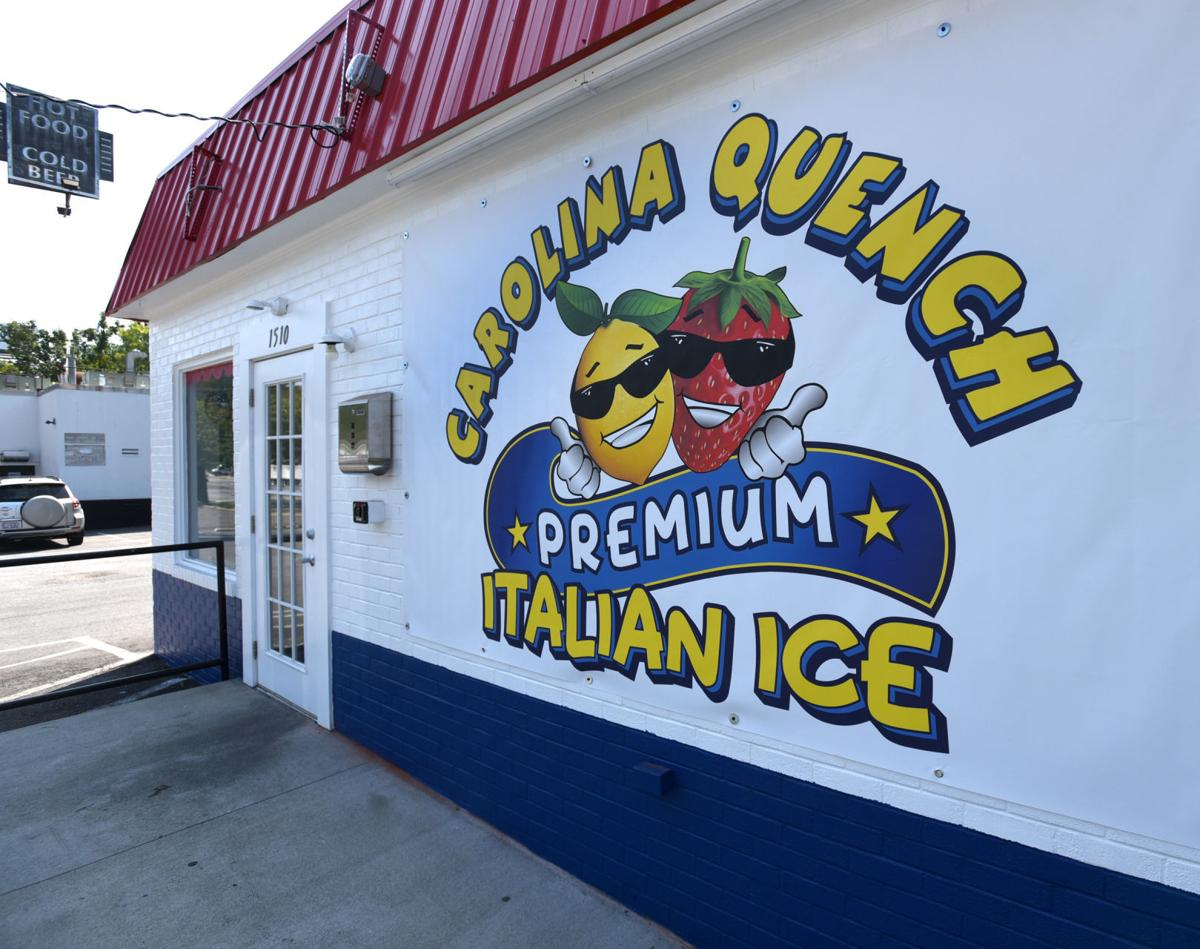 Carolina Quench Italian Ice