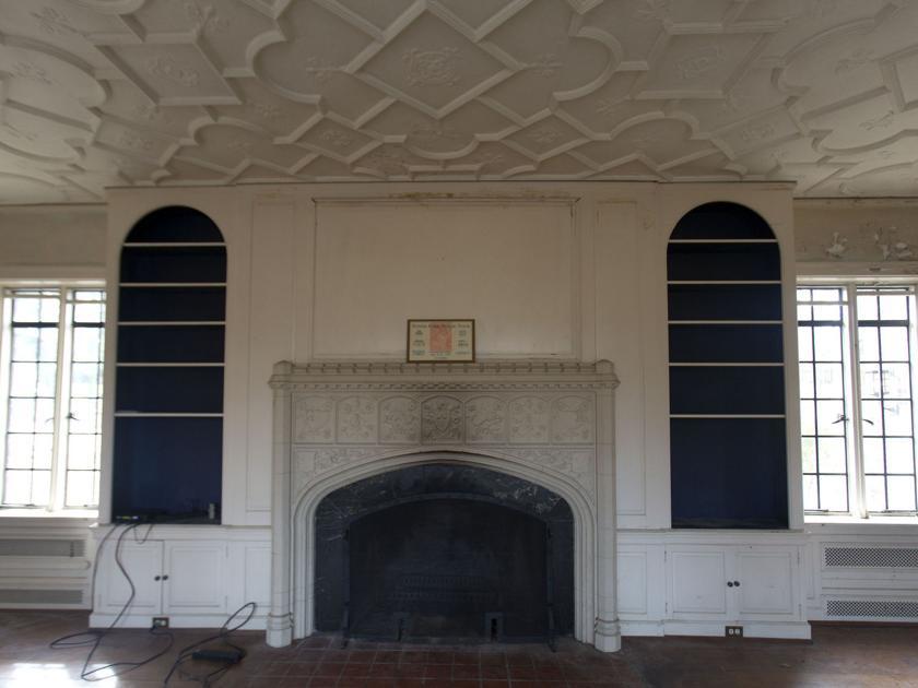 After Hoarders Peek Inside Greensboros Historic Julian Price