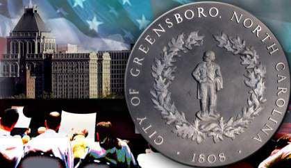 City of Greensboro government graphic