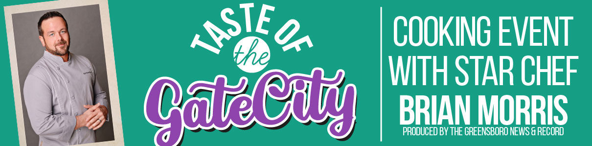 Taste of The Gate City with chef Brian Morris