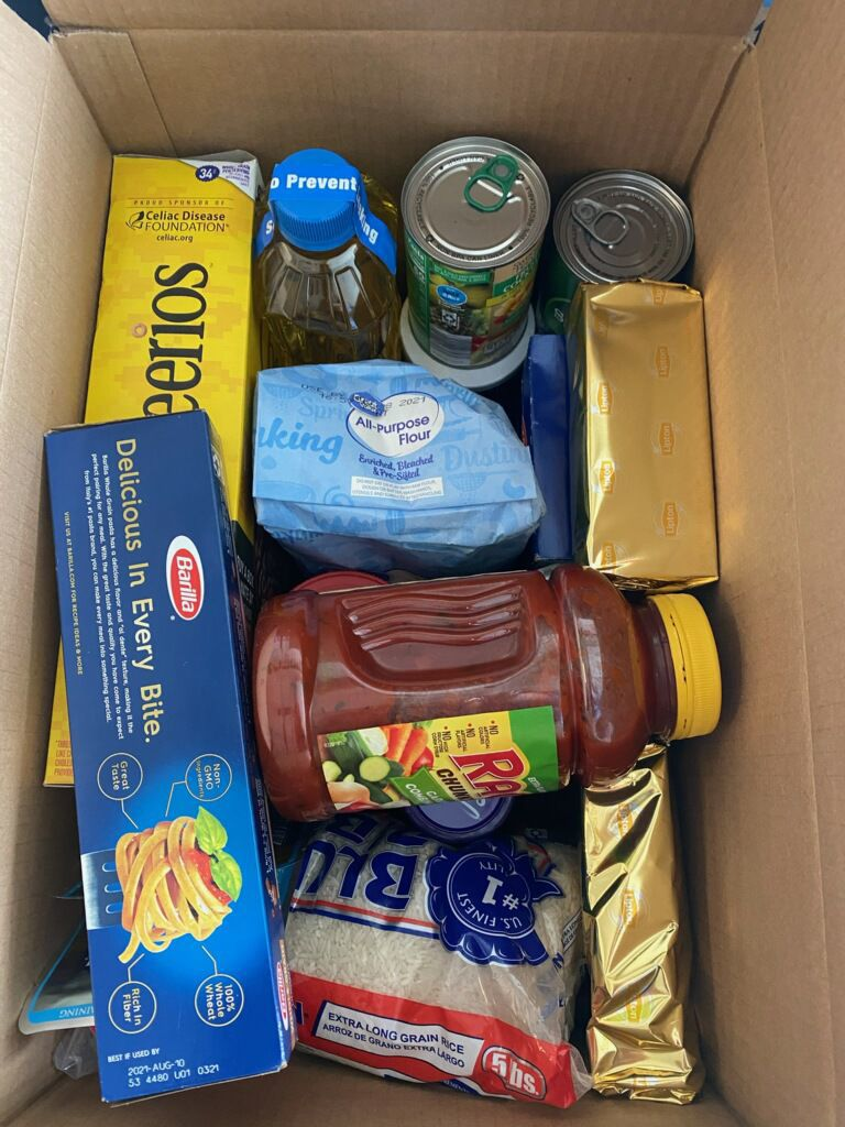 World Refugee Day supply giveaway