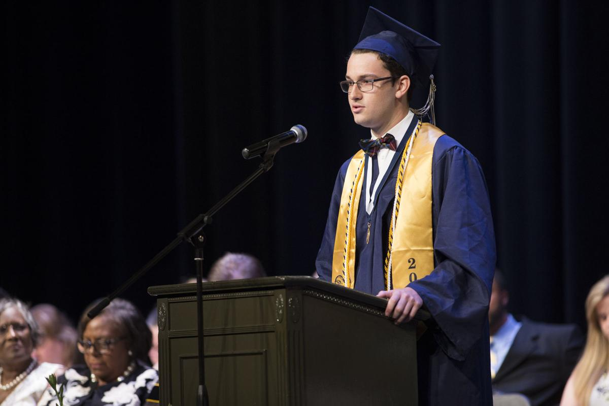 Reidsville High School Graduation