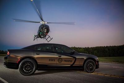 7th place: North Carolina State Highway Patrol