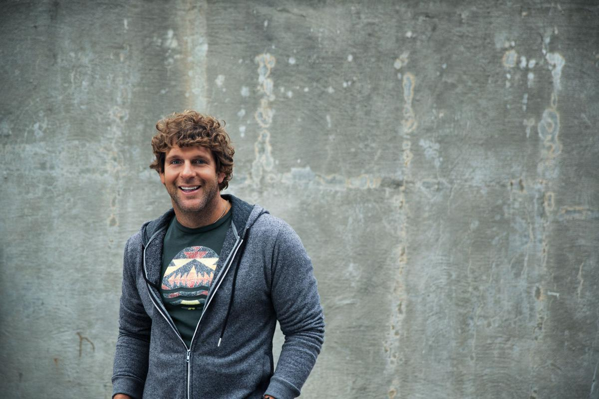 Experience Prepares Country Singer Songwriter Billy Currington For