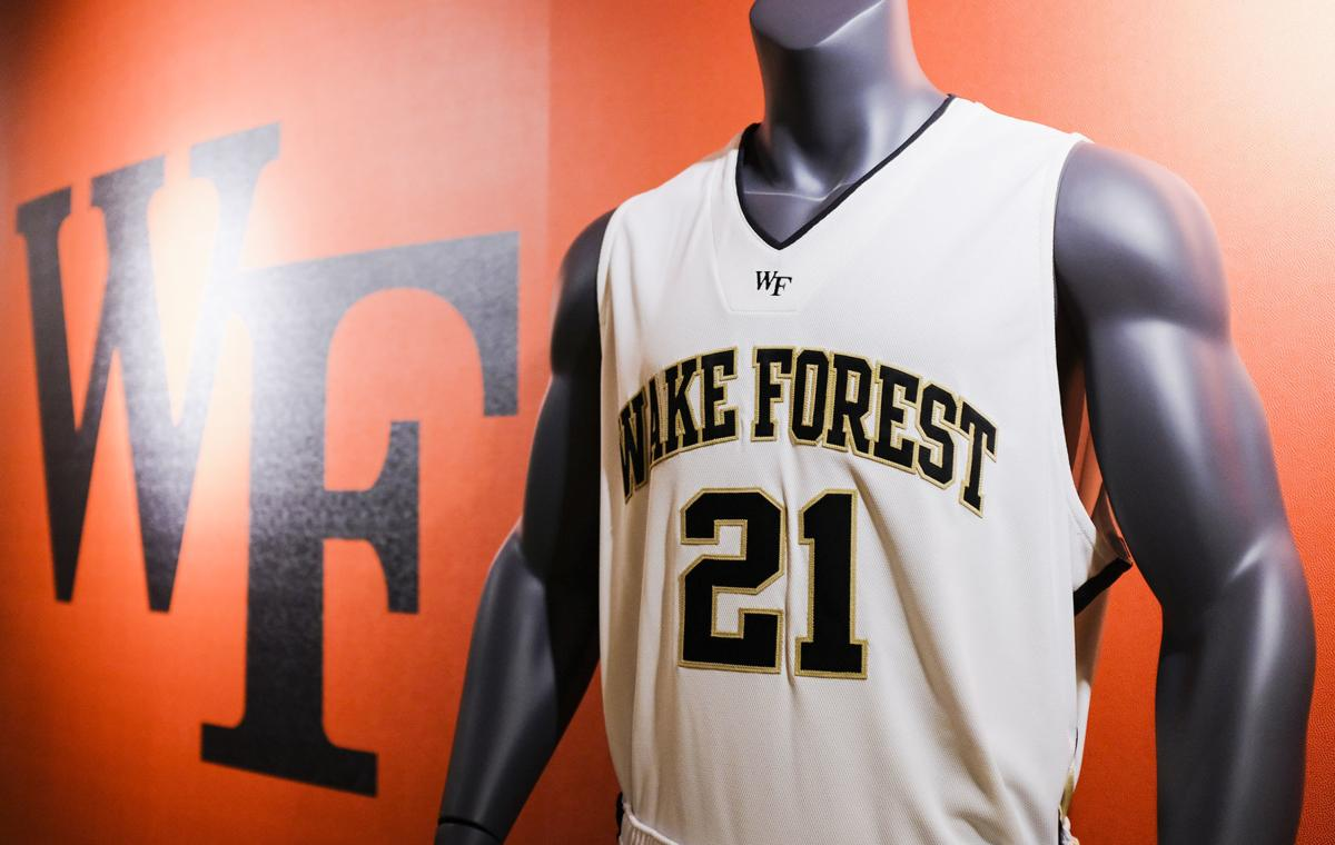 finest selection 03af9 9261d Wake Forest officially opens up the Sutton Sports ...