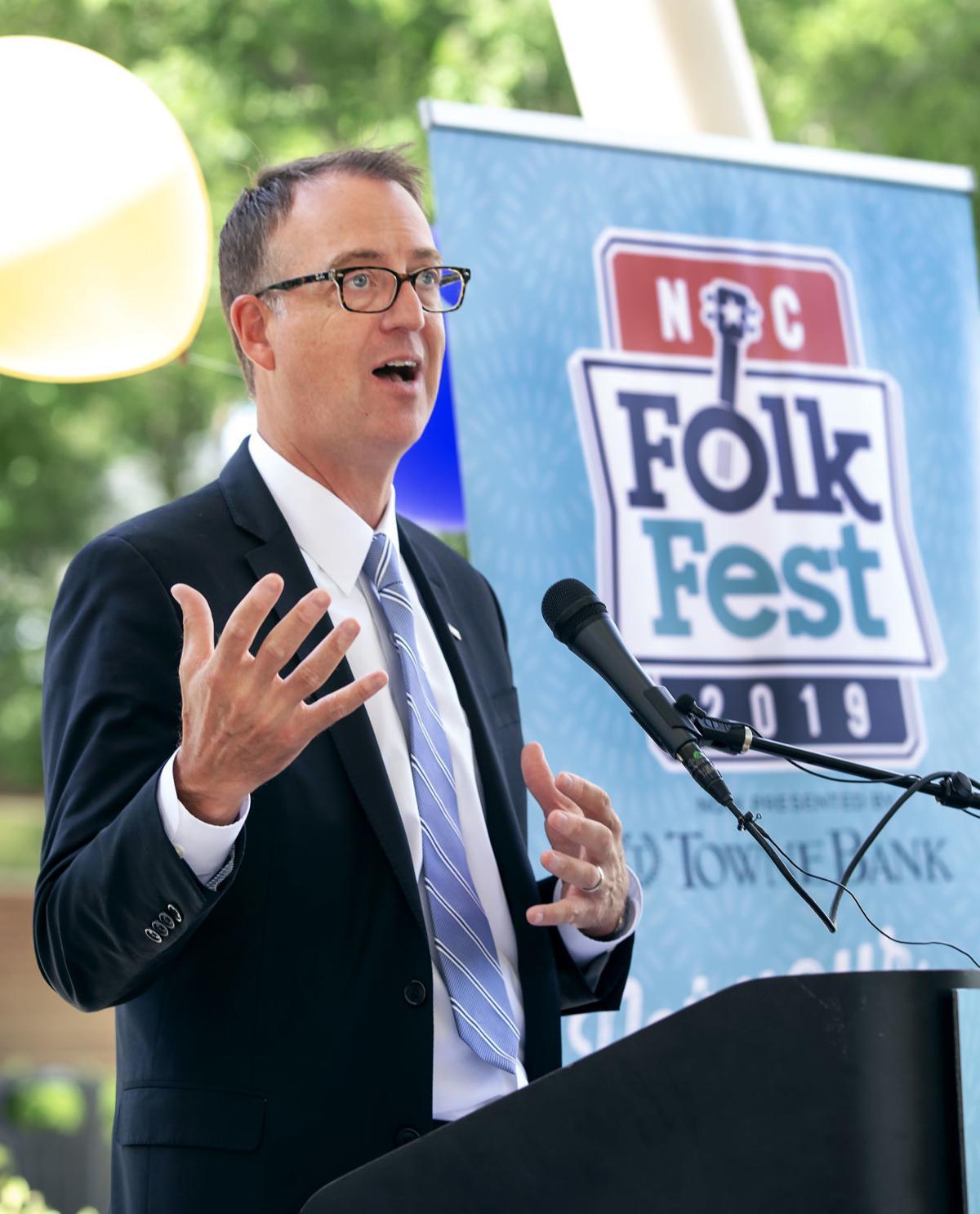 NC Folk Festival names presenting sponsor