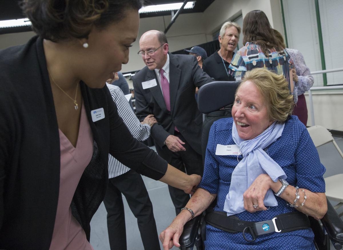 We lost a good one': Former U.S. Sen. Kay Hagan remembered as ...