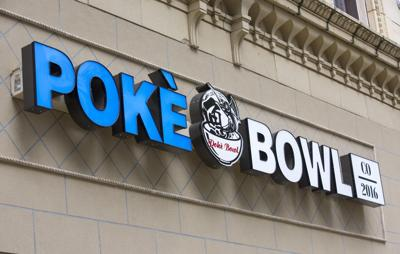 Poke Bowl opens in Greensboro