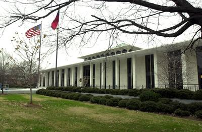 N.C. General Assembly building