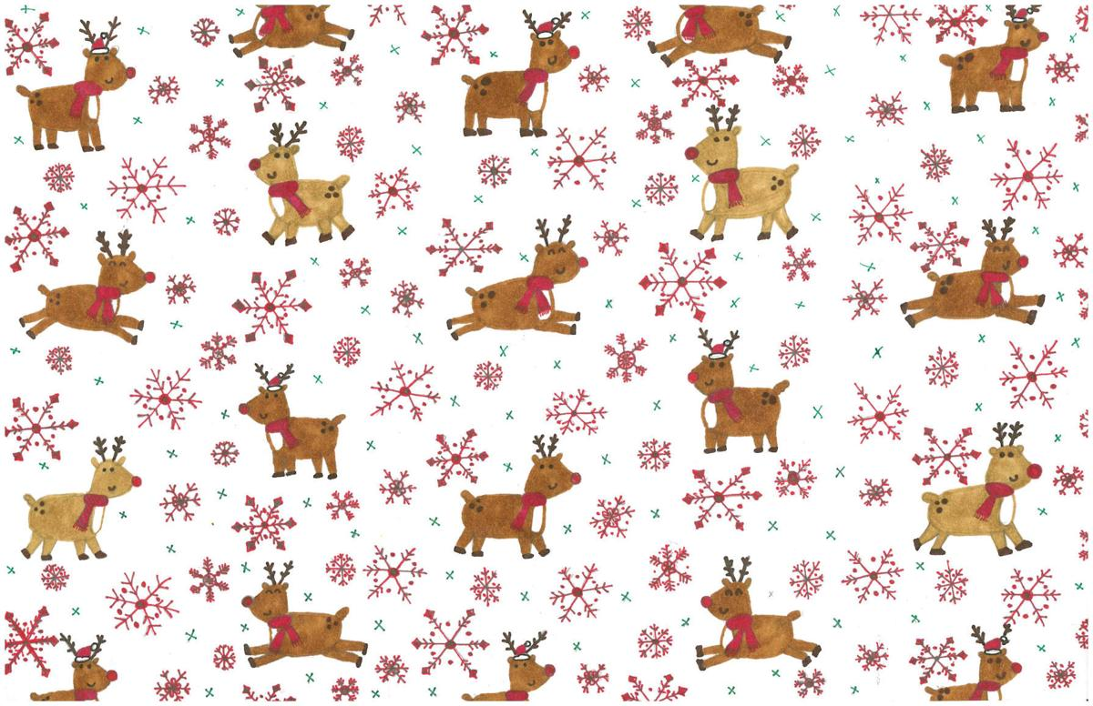 Christmas Gift Wrap Design.N R Holiday Gift Wrap Design Contest Entries 2017 Gallery
