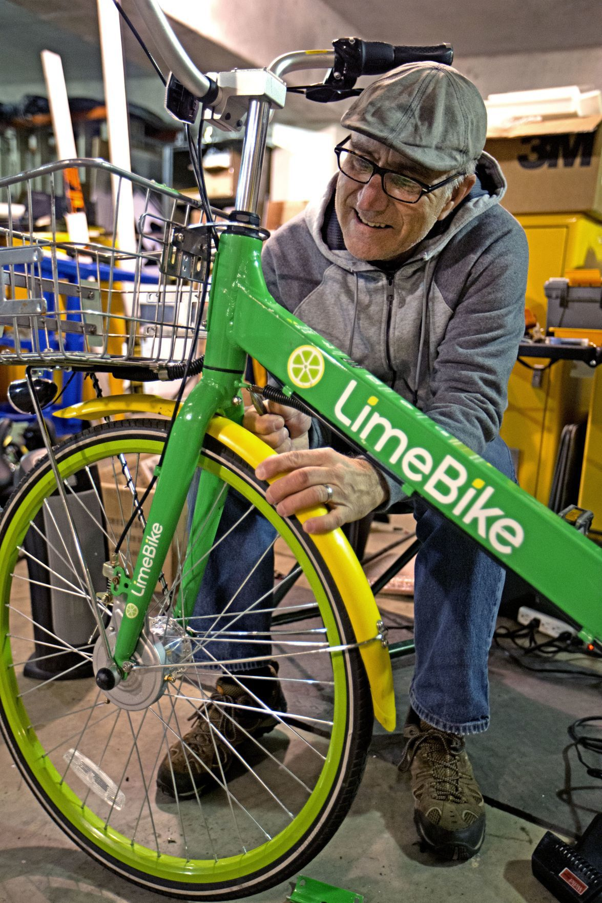Greensboro riders log more than 30K miles on LimeBikes