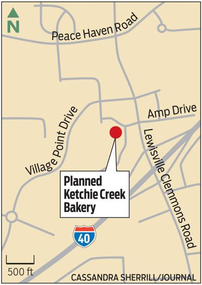 Planned Ketchie Creek bakery