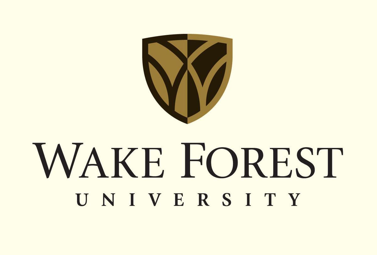 Wake Forest University WFU logo
