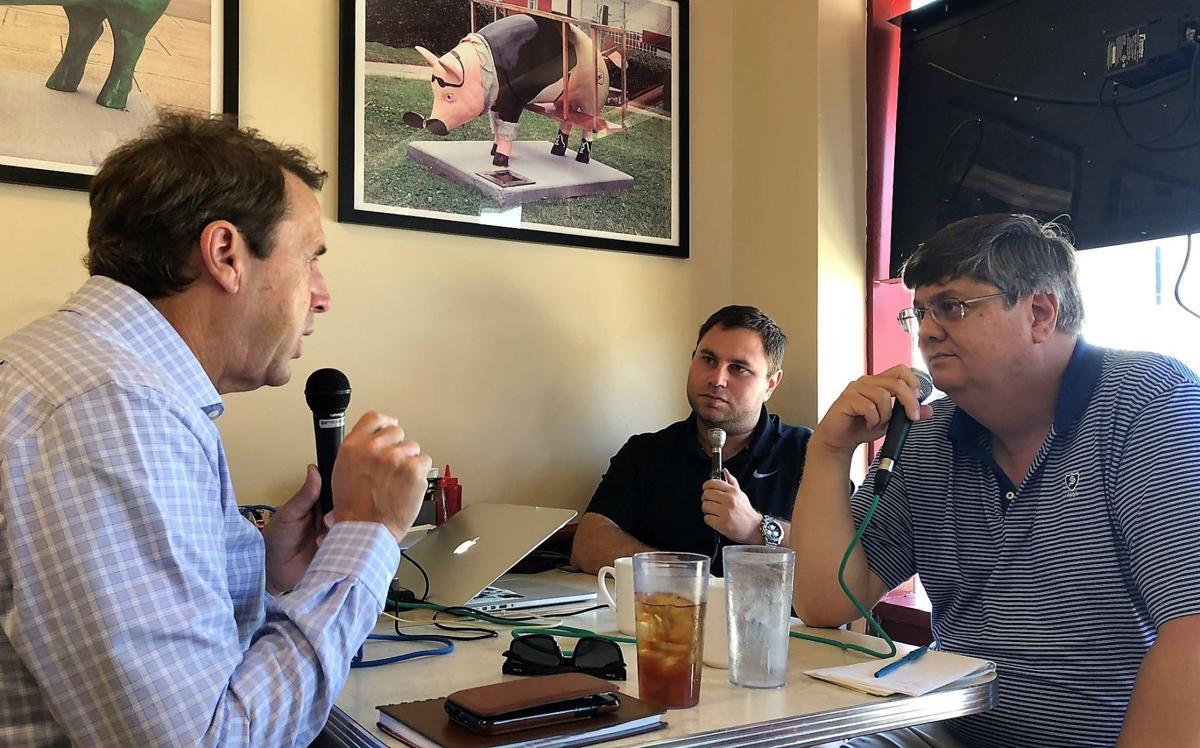 Mark Walker podcast