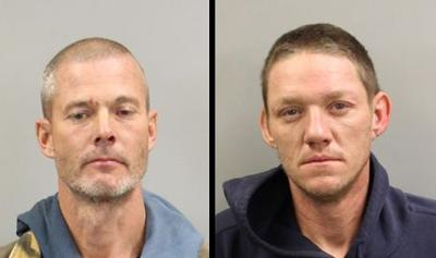 Pair on stolen ATV arrested at checkpoint in Randolph County