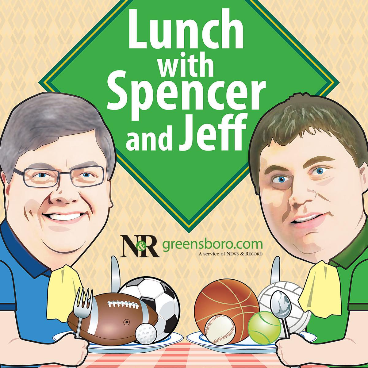 lunch with spencer and jeff podcast logo 012618