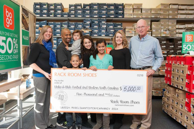 Jamestown Family Again Stars In Rack Room Ad Campaign Life