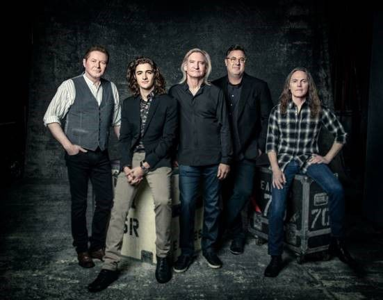 The Eagles Announce Headlining Tour Dates