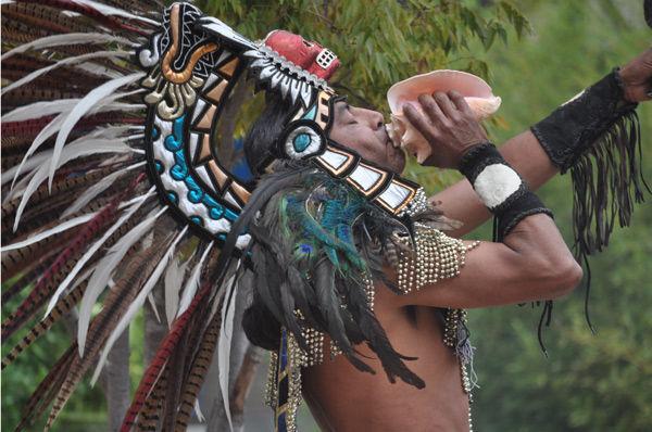 Hispanic League's 27th annual Fiesta - Grupo Painalli