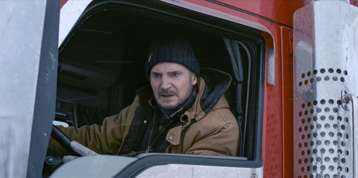 Film Review - The Ice Road