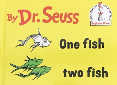 One Fish Two Fish horizontal