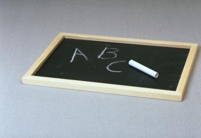 education schools chalkboard ABC