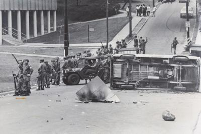 NCAT May 1969 National Guard