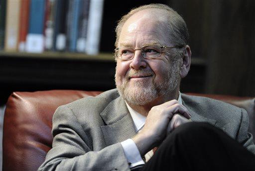 James Rothman Nobel Prize winn...