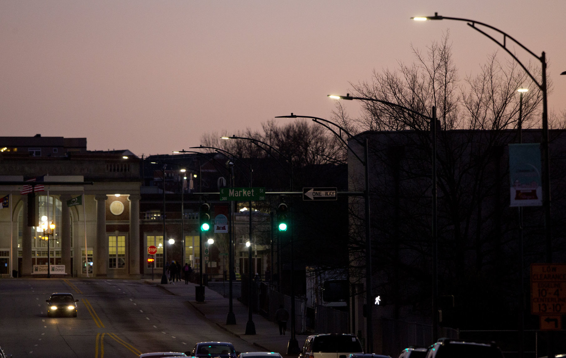 Duke Wants Greensboro To Pay More For Old Street Lights