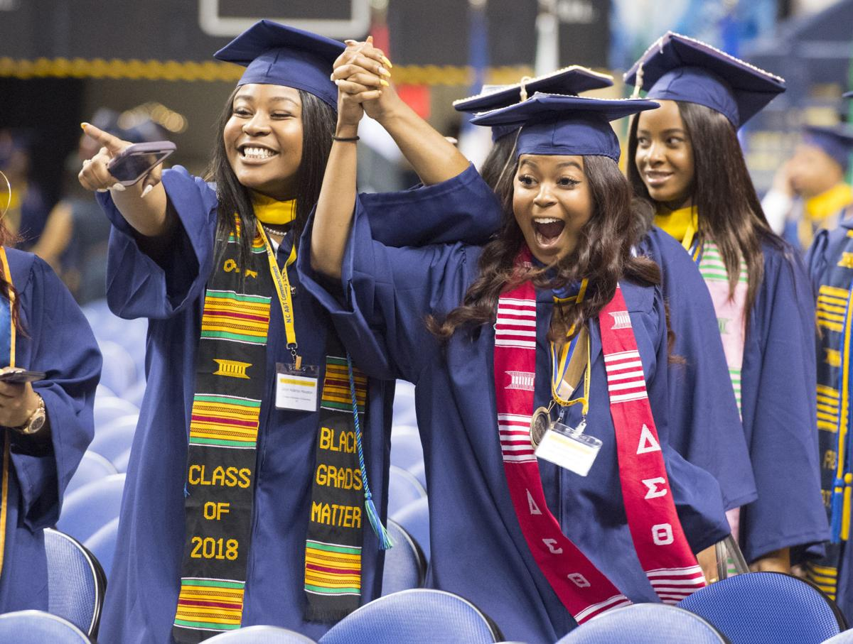 Ncat Academic Calendar.N C A T 2018 Spring Commencement Gallery Greensboro Com