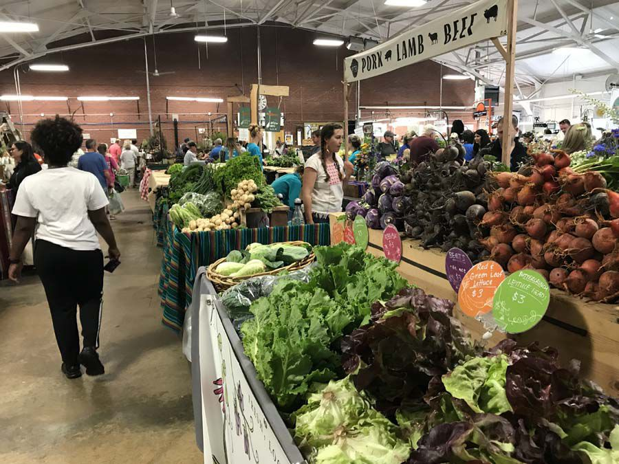 Greensboro Farmers Curb Market 2019 (copy)