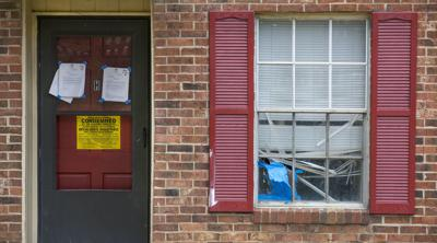 Overland Heights apartments condemned (copy)