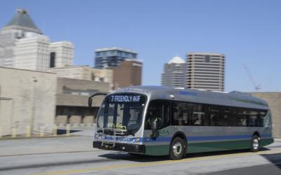 GTA Electric Bus