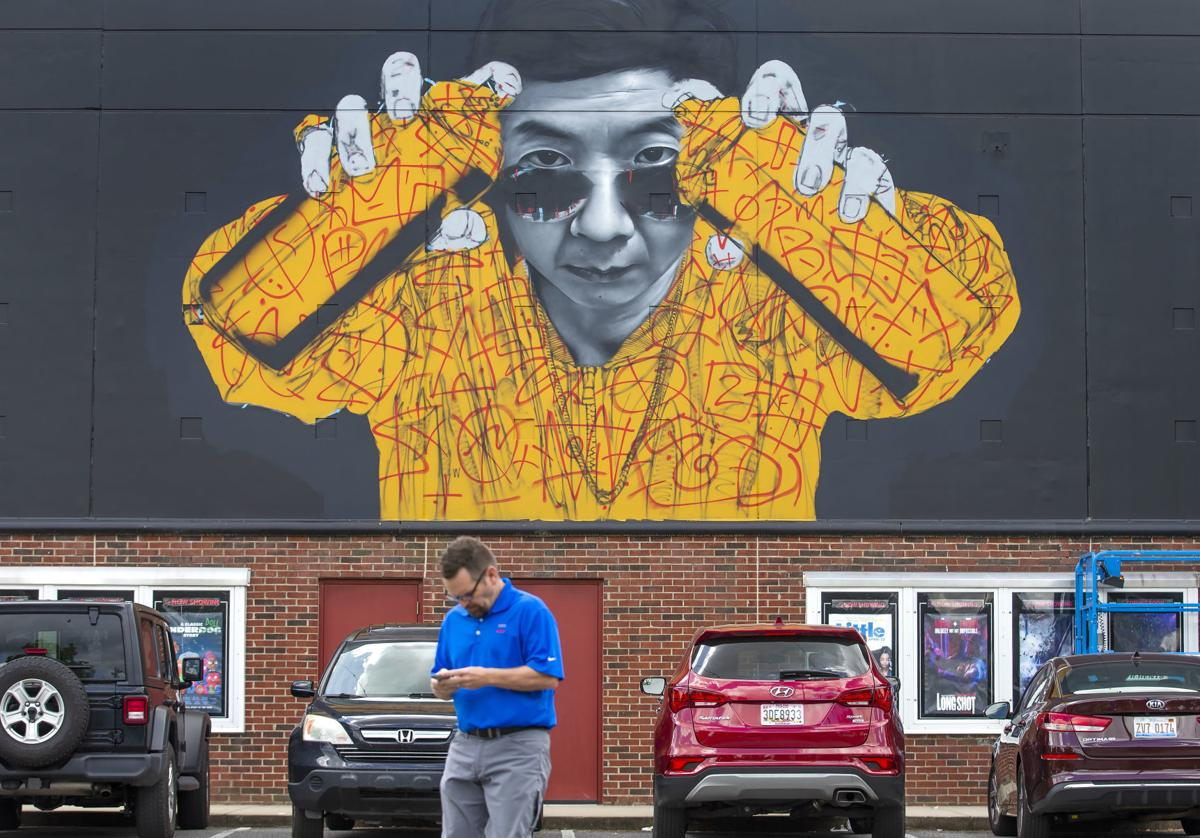 Marty Kotis expands collection of murals